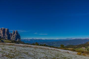 Alpe di Siusi/Seiser Alm in Südtirol