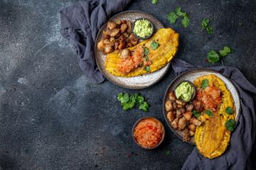 Central American dish