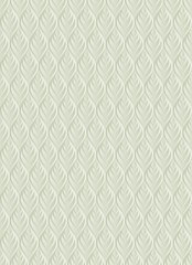 decorative background with ornament, seamless pattern