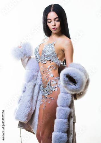 Black woman with big tits