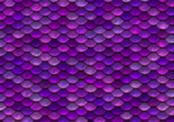 seamless squama purple pink colored 300dpi