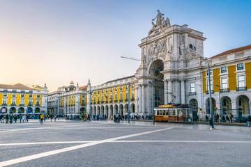 Lisboa , Terreiro do Paço Fotomurales