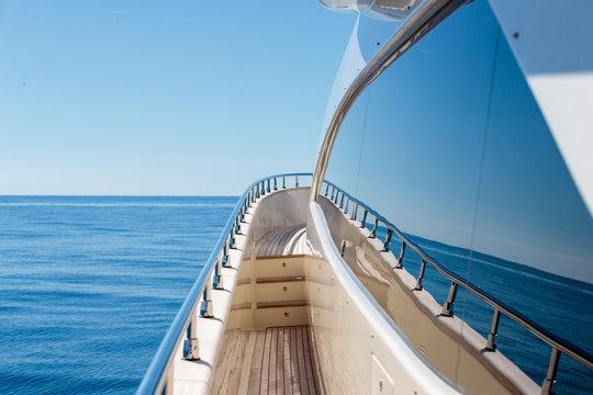charter en mediterranée