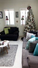 Christmas House Interior