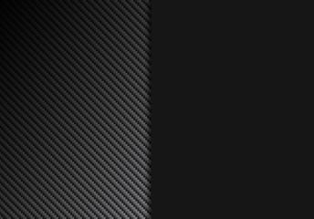 Dark kevlar texture background - illustration