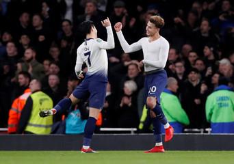Carabao Cup Quarter-Final - Arsenal v Tottenham Hotspur