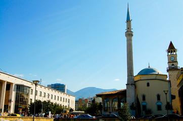 Et'hem Bey Mosque - Tirana - Albania