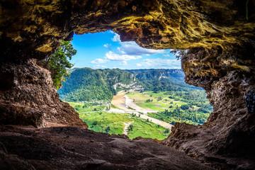 Cueva Ventana natural cave in Puerto Rico