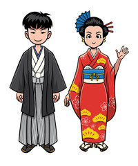 traditional clothes of japan