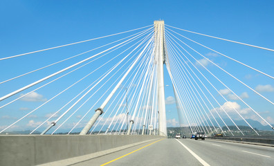 Port Mann Bridge Vancouver