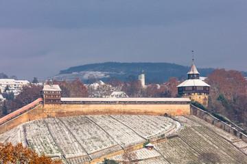 Winter in Esslingen am Neckar