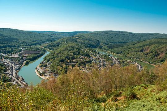 Ardennes, La Meuse