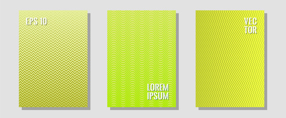 Geometric design templates for banners, covers.