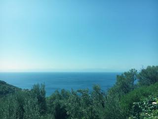 Alonissos sea view