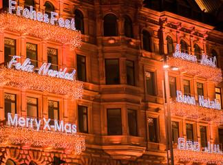Neuer Wall Weihnachtsbeleuchtung.Bilder Und Videos Suchen Neuer Wall