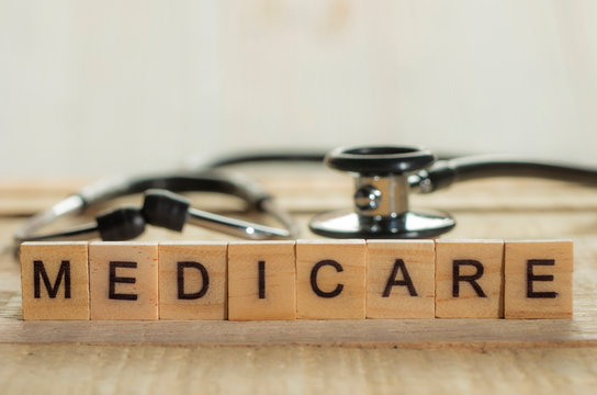 Medical and Health Care Concept, Medicare