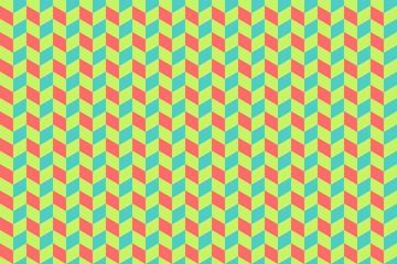 3D cube patterns background