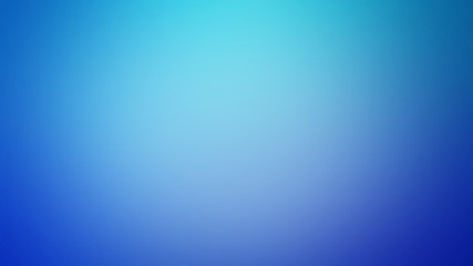 Light Blue Defocused Blurred Motion Abstract Background, Widescreen, Horizontal