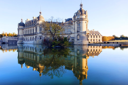Chantilly castle museum