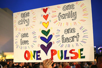 Pulse Nightclub Shooting Vigil