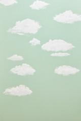 雲 イラスト 写真