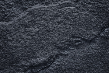 Dark grey stone ,black slate  patterns texture natural abstract background