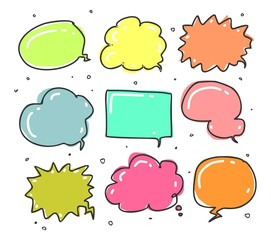 Baloons To communication