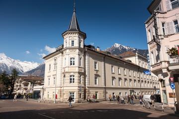 Merano, Bolzano, Alto Adige, Italy