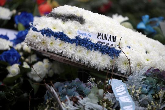 The 30th anniversary of the Lockerbie bombing