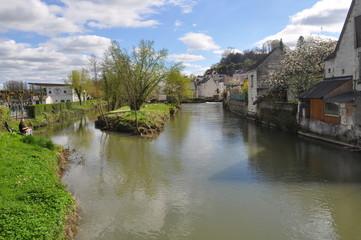 A little village in France