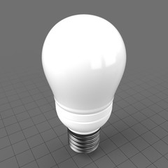 Energy saver classic light bulb