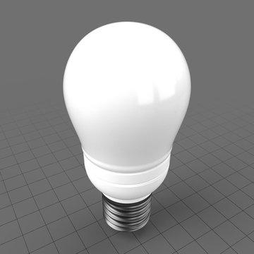 Energy saver classic light bulb