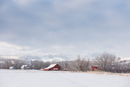 Sheridan Wyoming Ranch