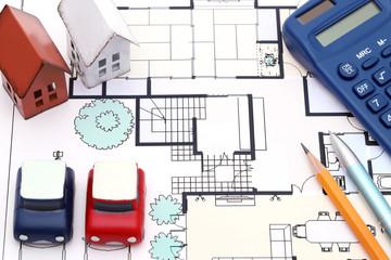 住宅設計 図面