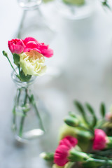 florist bouquet design - wedding, holiday and floral garden styled concept