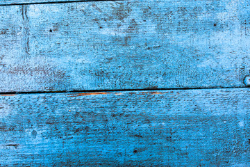 texture blue boards. the wood texture. background