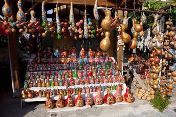 Pumpkin souvenirs