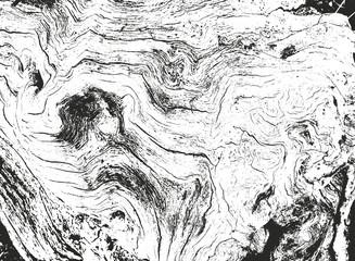 Distressed overlay wooden bark texture Fototapete