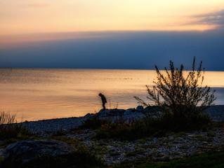Das Kind und der See