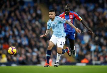 Premier League - Manchester City v Crystal Palace