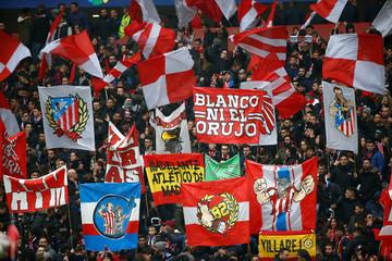 La Liga Santander - Atletico Madrid v Espanyol