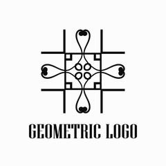 Art Deco Vintage Logo