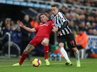 Premier League - Newcastle United v Fulham