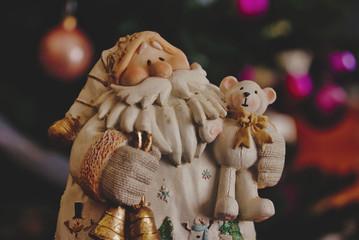 ritratto di Babbo Natale