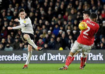 Championship - Derby County v Bristol City