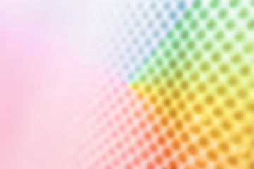 beautiful colored background, colored side. abstract background of different colors of the rainbow Abstract light bokeh as background