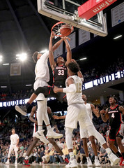 NCAA Basketball: Georgia at Georgia Tech