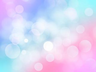 Colorful background blur,romantic wallpaper