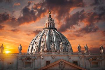Saint Peter in the Vatican