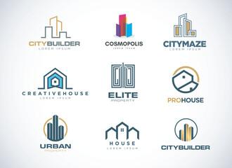 Property Logo Design Collection